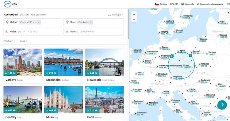 Do brněnského startupu Kiwi.com míří na pozici marketingového ředitele posila z American Airlines