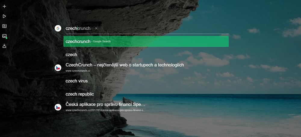 Opera představila futuristický webový prohlížeč Neon