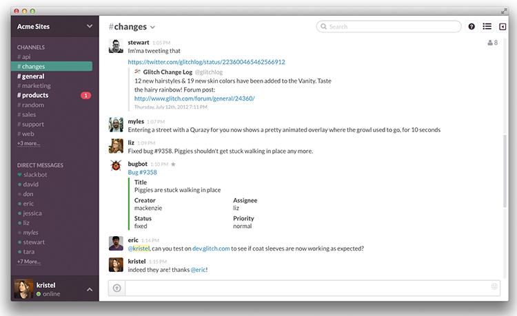 Populární komunikační startup Slack příští týden spustí verzi pro velké firmy a korporace