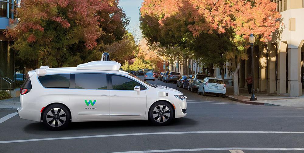 Google právě srazil cenu senzoru LiDAR, který používají samořiditelná auta o 90%