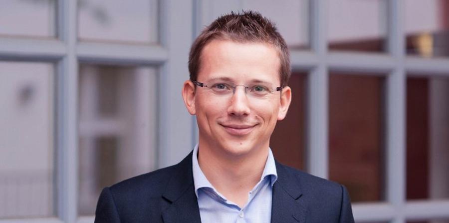 Zakladatel a původní CEO Socialbakers, Jan Řežáb