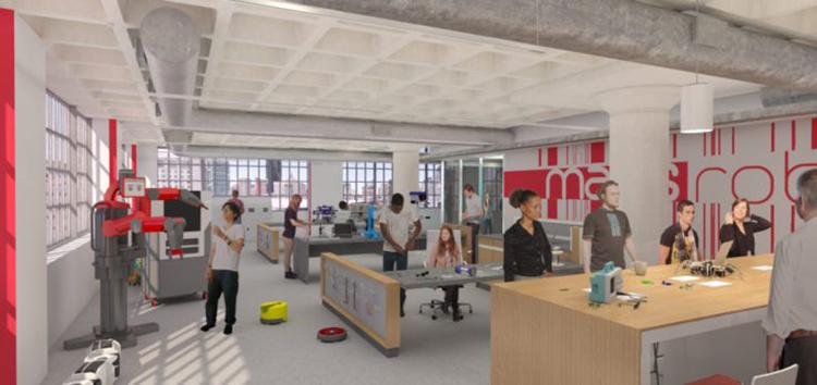 V Bostonu vzniká exkluzivní coworking pro robotické startupy