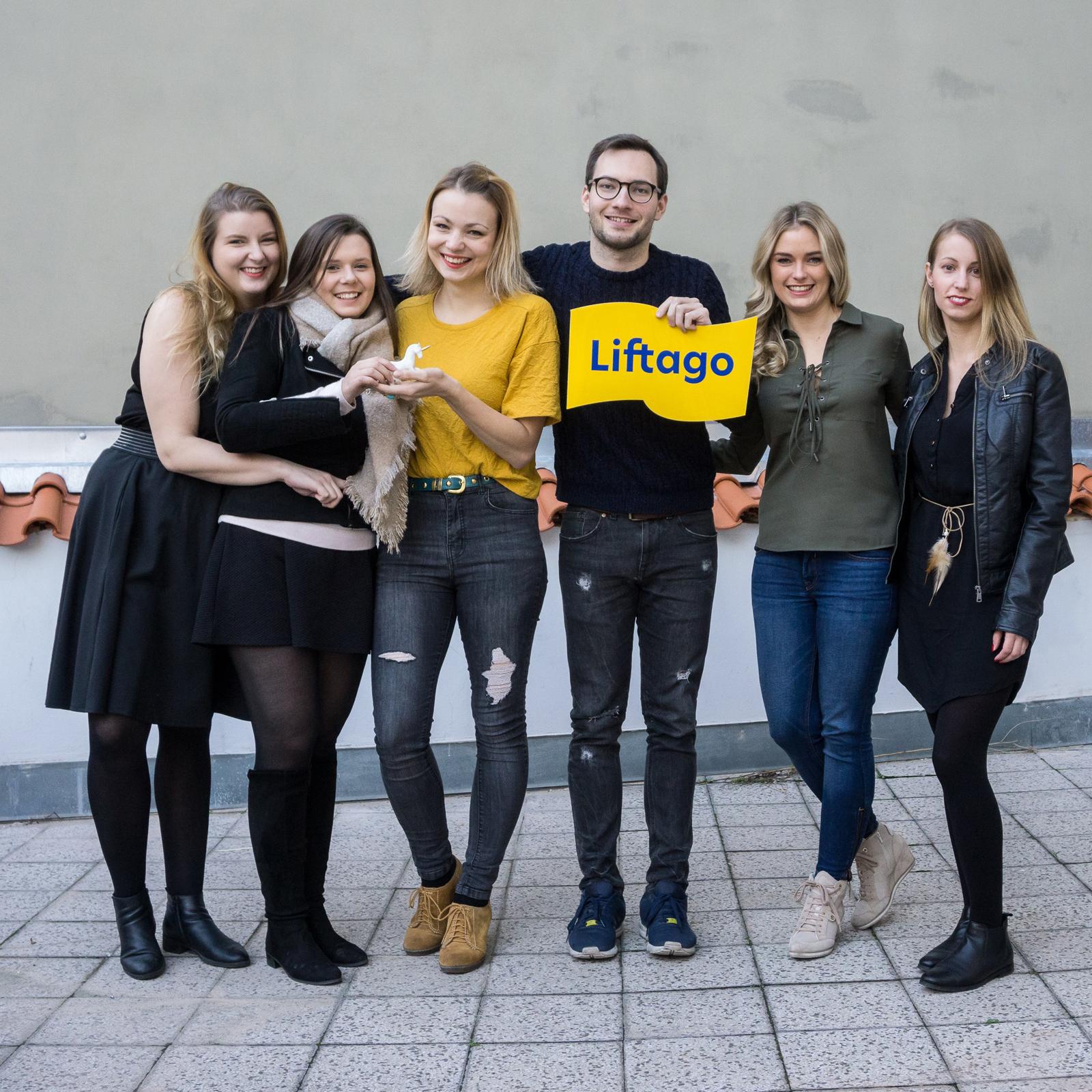 Zákaznický tým Liftaga
