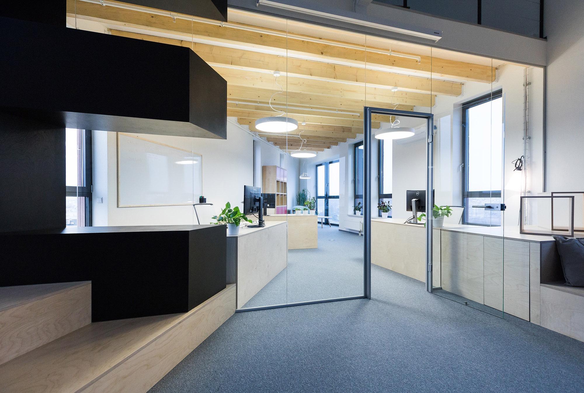 Kancelář pro vedení firmy