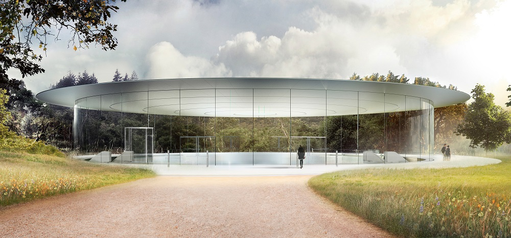 Steve Jobs Theater, Apple Park