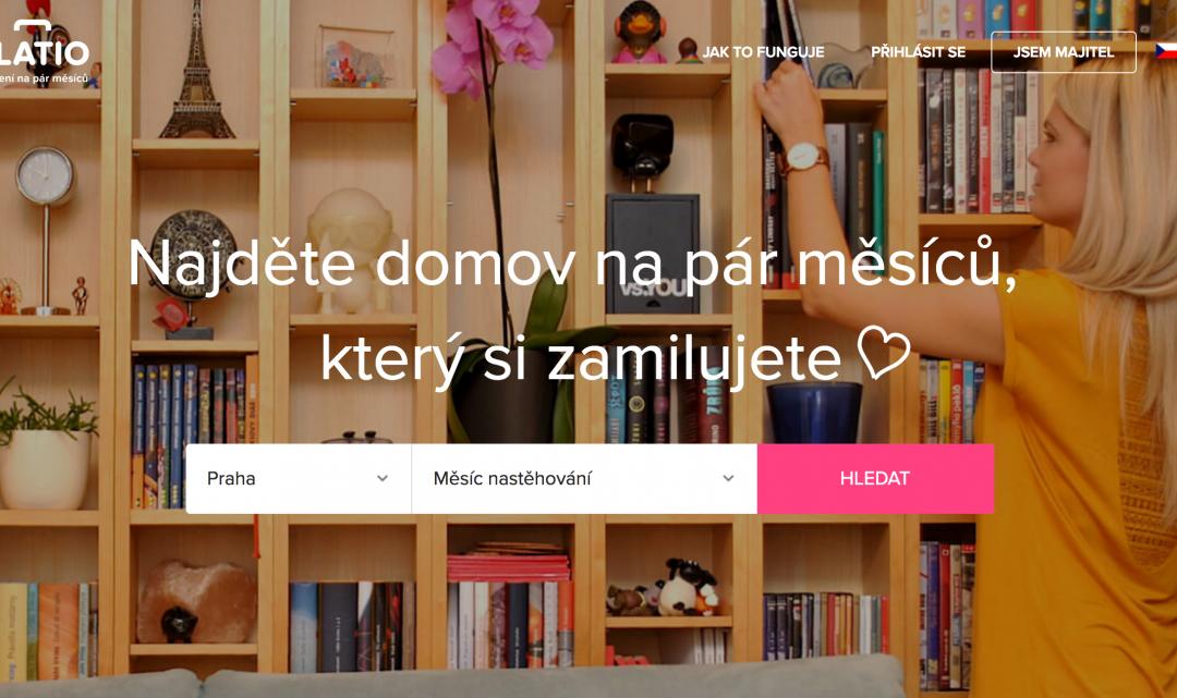 Brněnský startup Flatio na střednědobé pronájmy spouští prohlídky bytů ve virtuální realitě