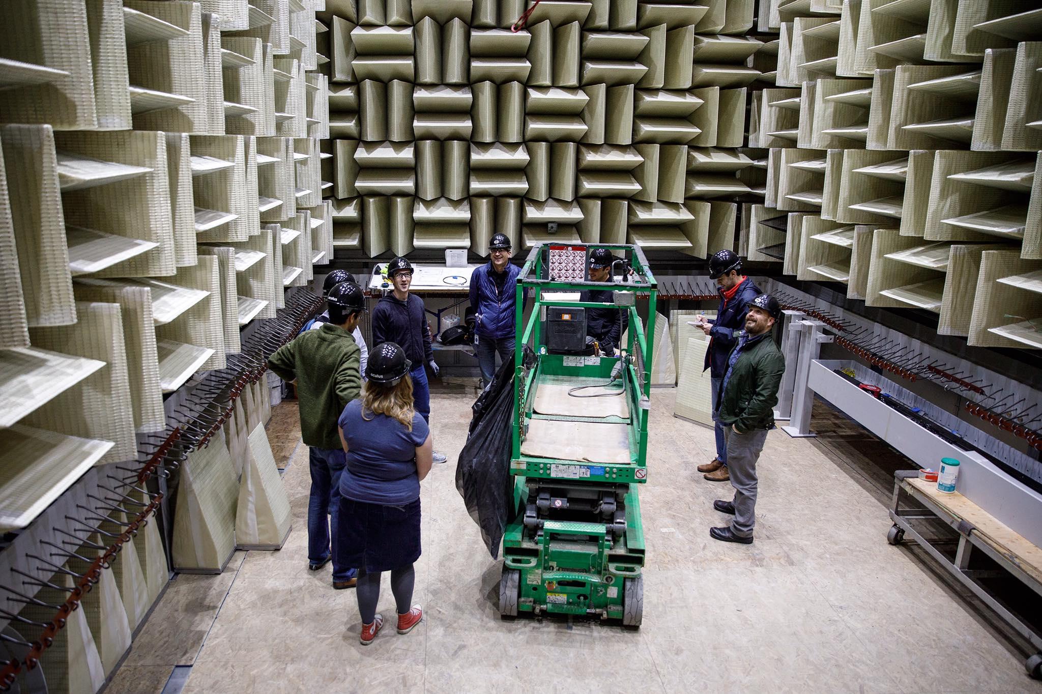 Zvukově izolovaná komora