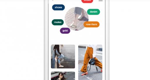 """Pinterest představil funkci ve stylu """"Shazam"""" pro reálné objekty"""