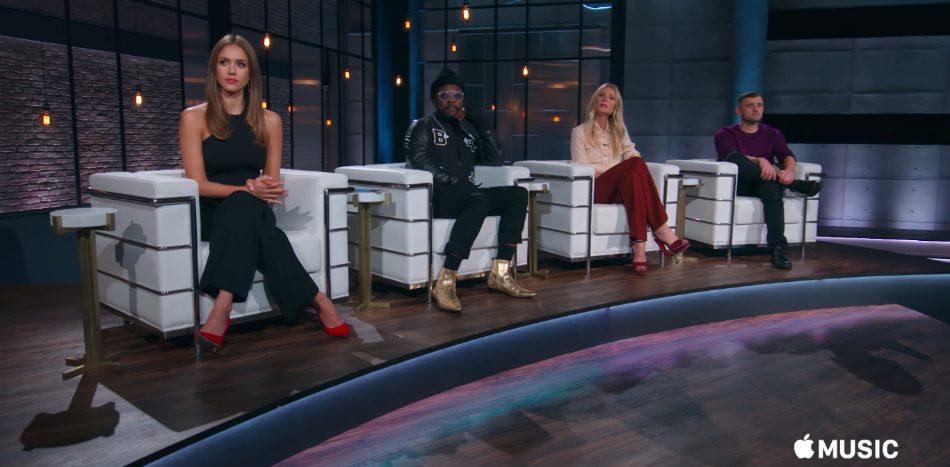 Takto vypadá televizní show od Applu, ve které účinkují celebrity jako will.i.am nebo Jessica Alba