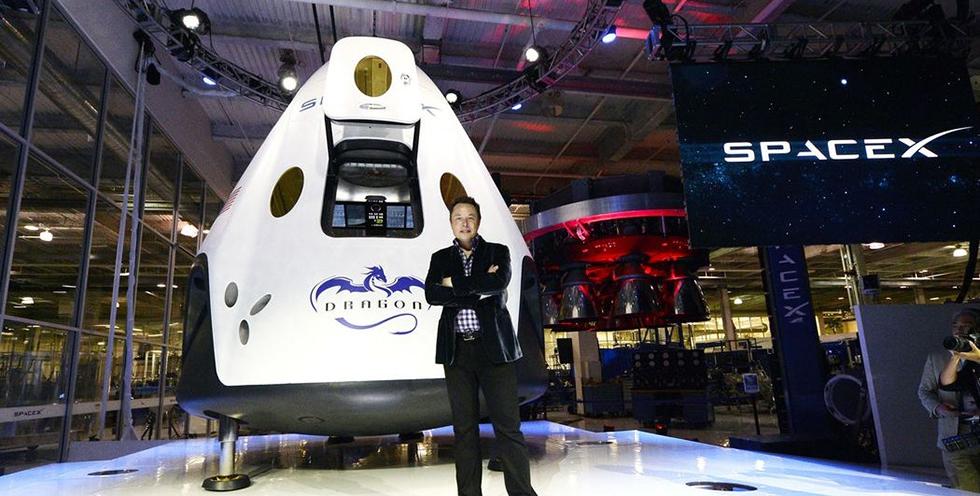 Muskovo SpaceX se stává čtvrtou nejhodnotnější soukromou tech firmou v USA
