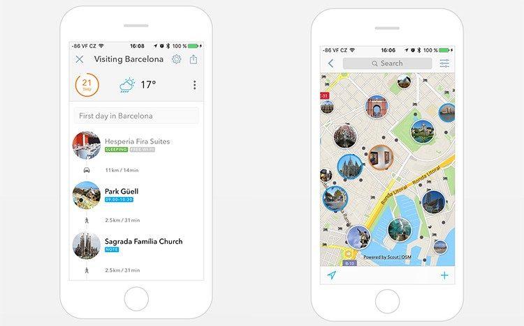 Populární brněnská cestovatelská aplikace Sygic Travel přidává 360° videa a fotky
