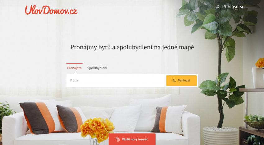 Brněnský startup na pronájem bytů UlovDomov.cz získává investici od Mitonu