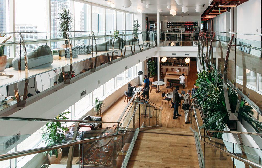 WeWork, který míří i do Prahy, získal další 3 miliardy dolarů. Jeho hodnota přesáhla 40 miliard dolarů