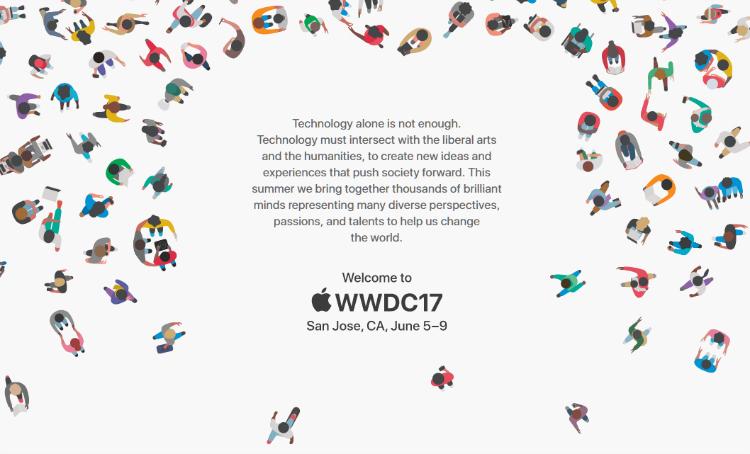 Apple odhalí své nové produkty již 5. června