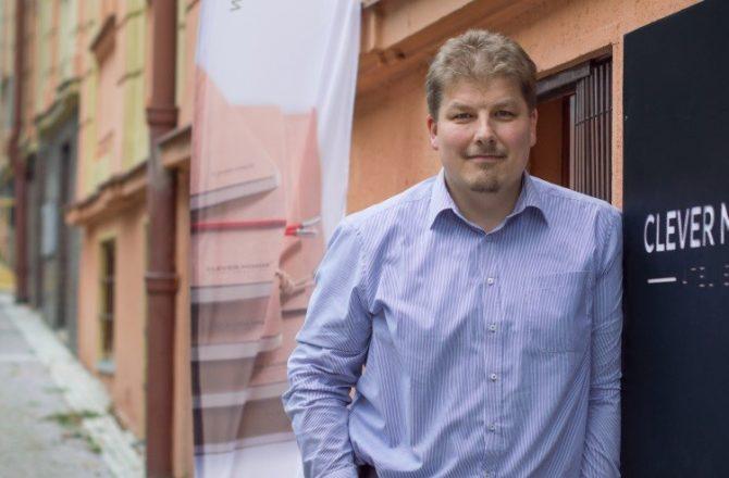 Jan Straka o startupu s notesy CleverMinds: Lidé jsou už přehlceni technologiemi, papír je tu staletí