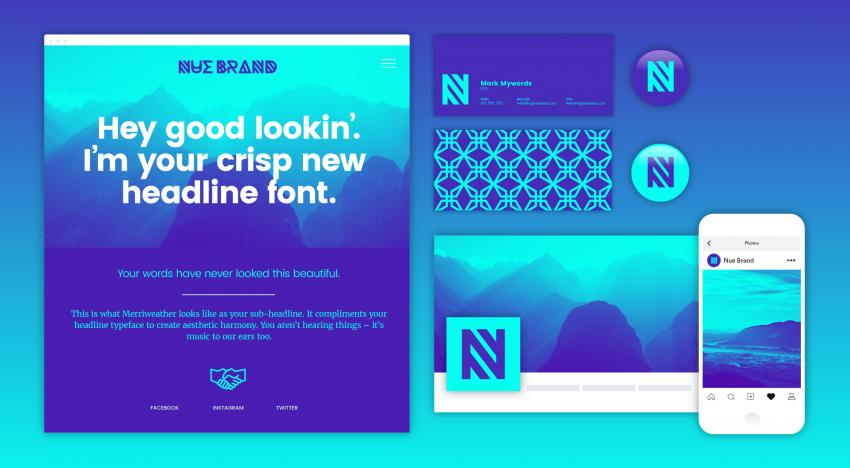 S tímto nástrojem si za pár minut vytvoříte logotyp a jednoduchý web pro svůj startup