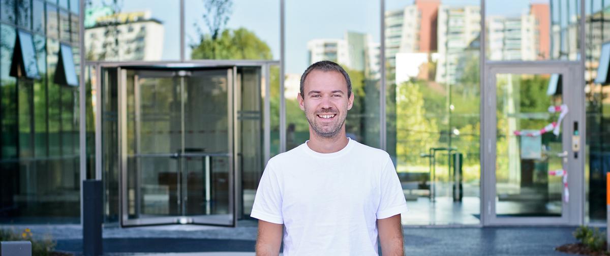 Oliver Dlouhý, CEO Kiwi.com