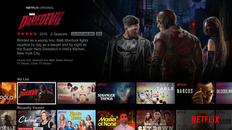 Daredevil, další oblíbený seriál z produkce Netflixu