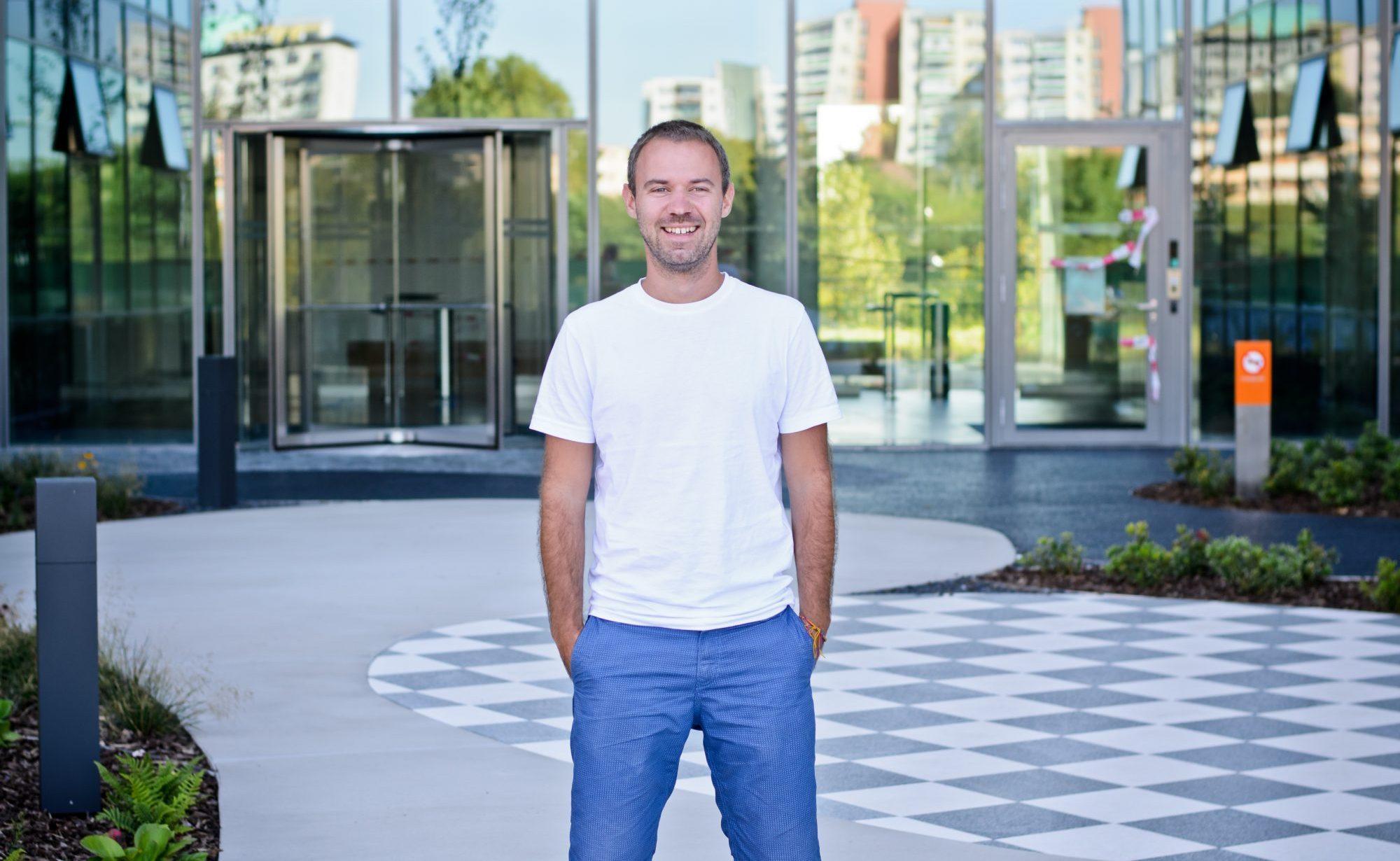 Zakladatel Kiwi.com, Oliver Dlouhý