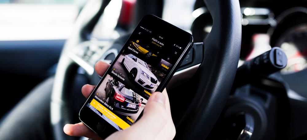 Carsharingová služba SmileCar překročila v Česku milion najetých kilometrů a 600 aktivních vozů