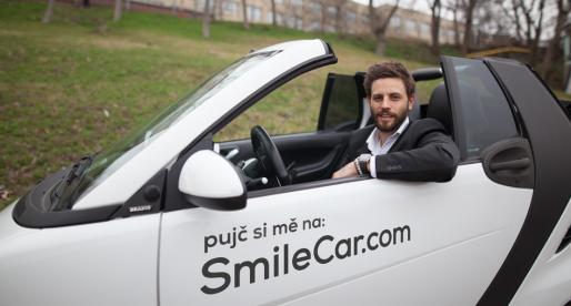 České carsharingy HoppyGo a SmileCar se spojí. Vznikne tím zcela nová firma
