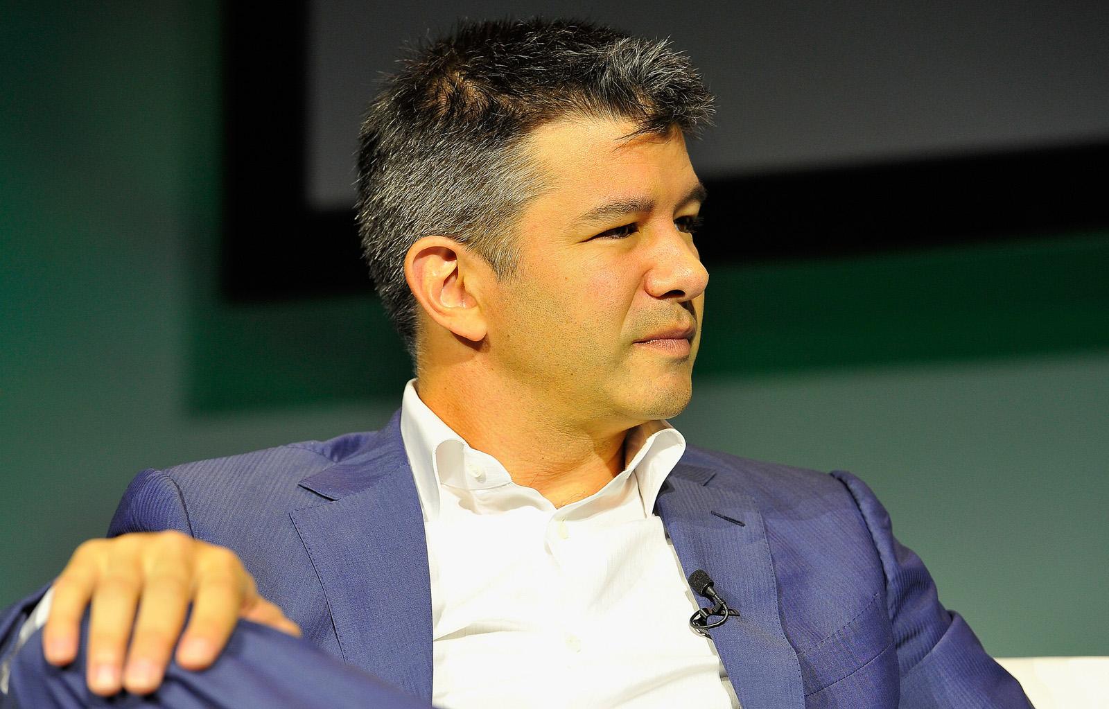 Travis Kalanick, CEO Uberu