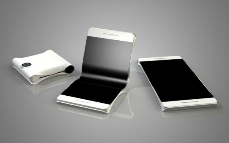 Samsung údajně pracuje na vývoji futuristického telefonu s duálním ohebným displejem