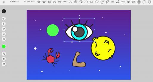 Google spustil nástroj, který z vašich amatérských kreseb udělá profesionální obrázky