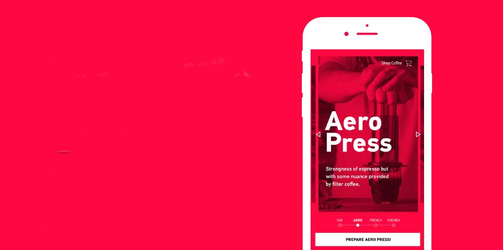 Jednoduchá česká aplikace Brewtime vám pomůže s domácí přípravou kávy