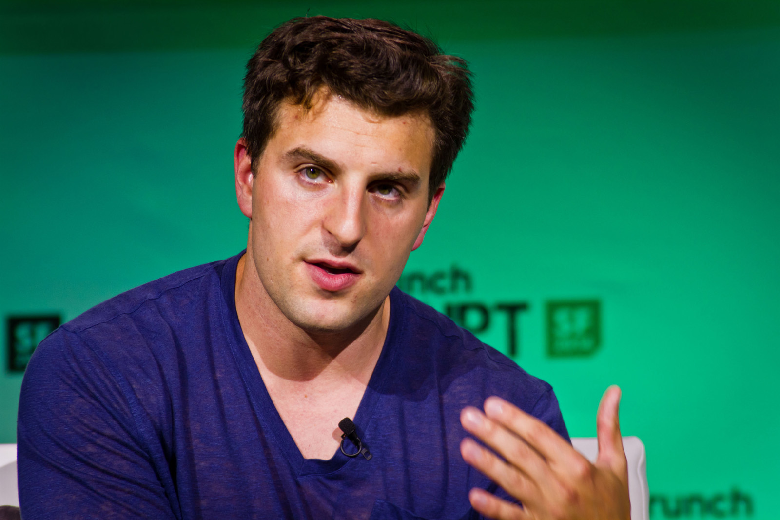 Brian Chesky, zakladatel Airbnb