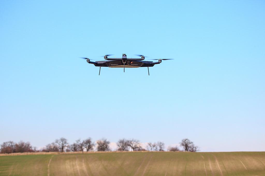 Dron typu: Leďnáček