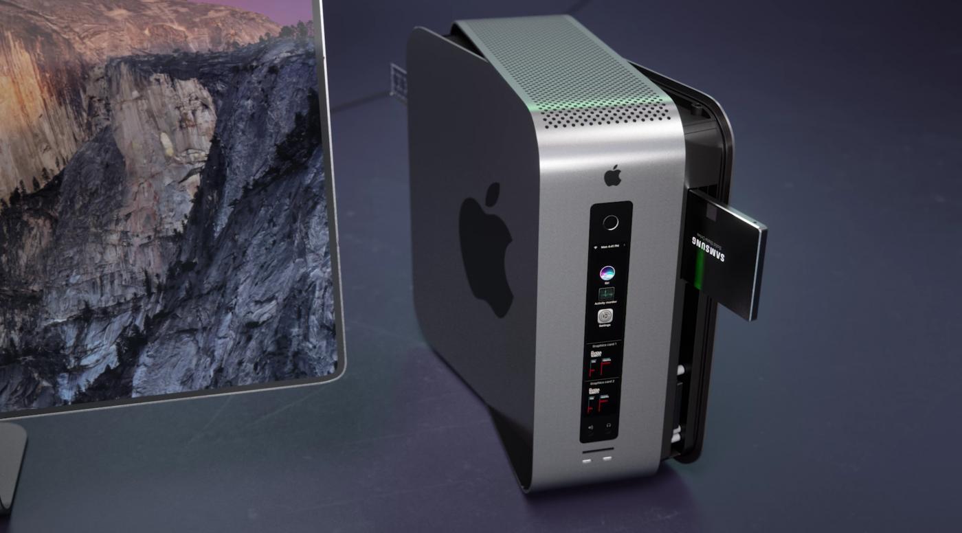 Mac Pro - svetapple.sk