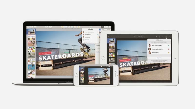 Apple uvolňuje zdarma pro všechny uživatele aplikace iWork, iMovie nebo GarageBand