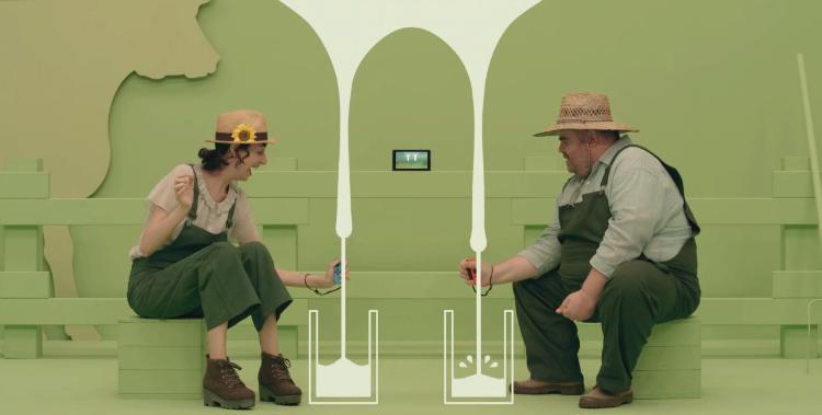 PETA brojí proti hře na nové konzoli Nintendo Switch, ve které hráči dojí krávy