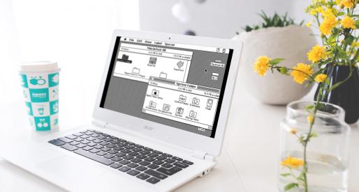 Díky této službě si můžete online vyzkoušet prostředí kultovního Mac OS z 80. a 90. let