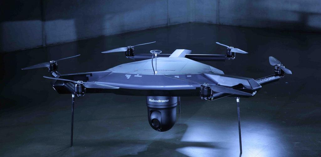 Český startup Robodrone, který dodává drony i armádě, by letos mohl dosáhnout na obrat až 100 milionů Kč