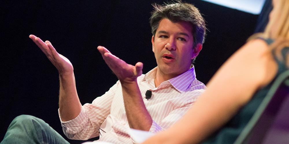 Uber poprvé zveřejnil své hospodářské výsledky. Za minulý rok utržil 6,5 miliardy dolarů