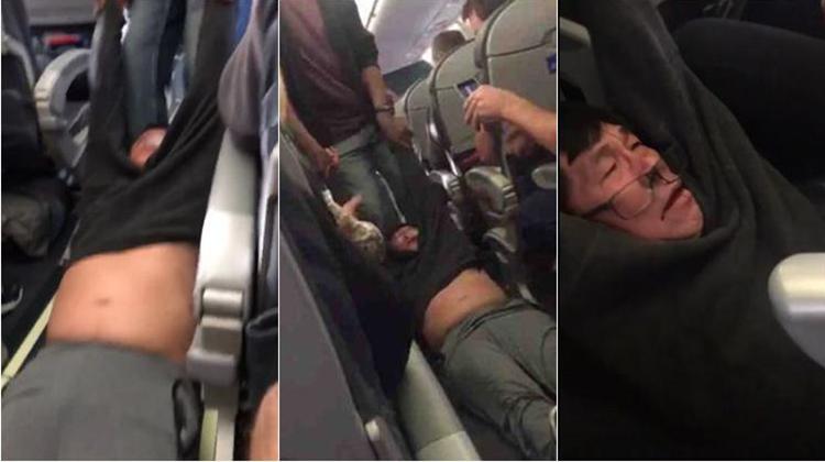Twitter údajně maže tweety kritizující kontroverzní zásah letecké společnosti United Airlines
