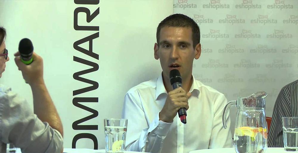 35letý miliardář Michal Zámec, vlastník e-shopu Notino