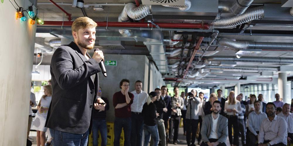 V Praze se uskutečnilo první Tržiště, akce pro spojení startupů a inovativních korporací