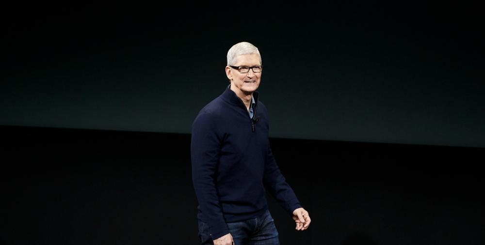 Apple chce během příštích 5 let v USA proinvestovat 350 miliard dolarů
