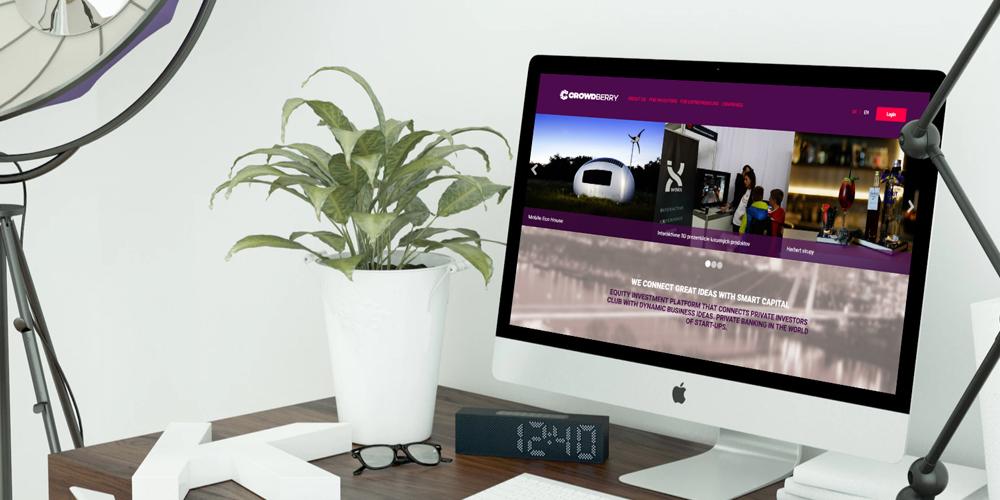 Na slovenské crowdfunding platformě Crowdberry se vybralo za půl roku přes 43 milionů Kč