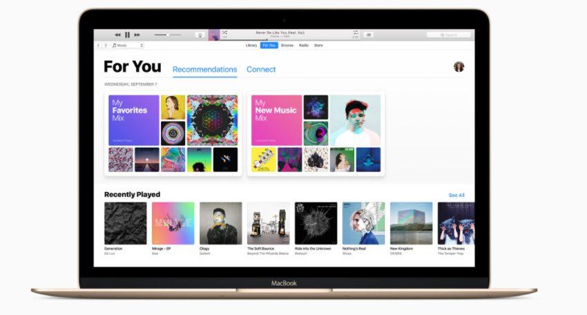 iTunes míří po mnoha letech na Microsoft Store
