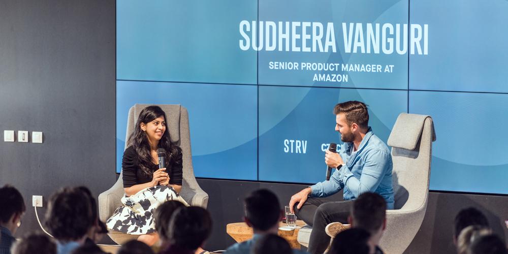 Pražské STRV pokračuje v sérii Silicon Valley Insights, prvním hostem byla manažerka z Amazonu