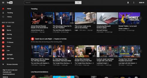 YouTube mění pravidla. Tvůrci nevhodného obsahu přijdou o příjmy i viditelnost videí