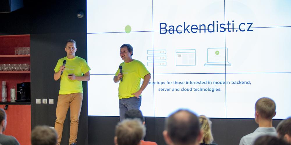 Na dalším setkání Backendisti.cz se představí zástupci SpaceKnow, Kiwi i IBM