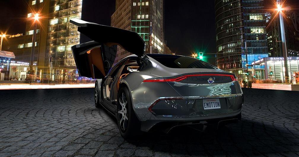 Elektromobilový startup Fisker vyvíjí baterii, která se dobije za minutu a vydrží až 800 km