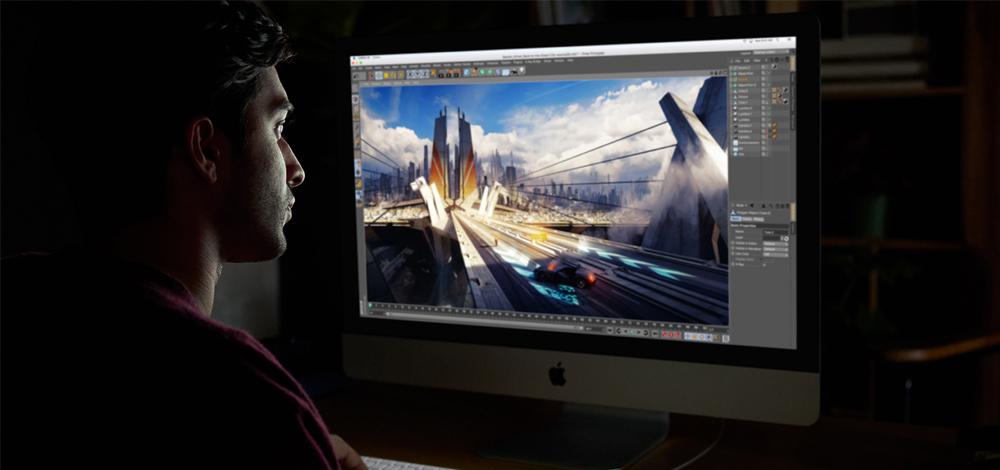 Apple dle všeho u nového iMacu Pro umožní plné ovládání hlasem s pomocí asistentky Siri