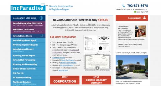 České IncParadise na zakládání společností v USA hlásí přes 11 tisíc firem a otevírá další pobočku