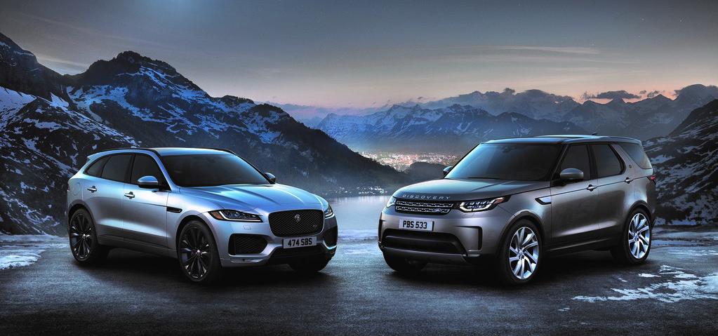 Taxi platforma Lyft zahajuje partnerství s Jaguar Land Rover a dostane flotilu vozů a 25milionů dolarů